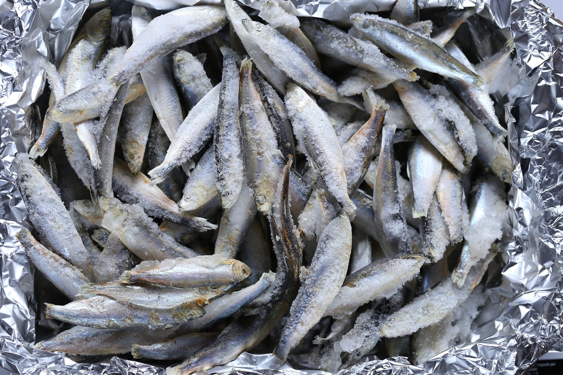 Ryby mrożone: tusze, filety, dzwonka